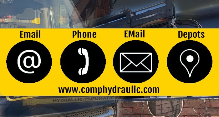 Contact for Hydraulic Repairs