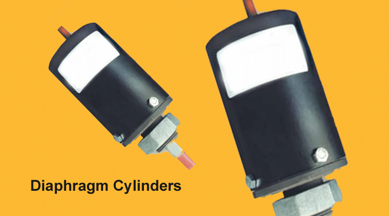What are Diaphragm Cylinders?