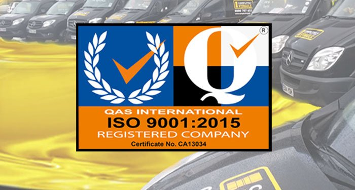 Completely Hydraulic is ISO-Certified