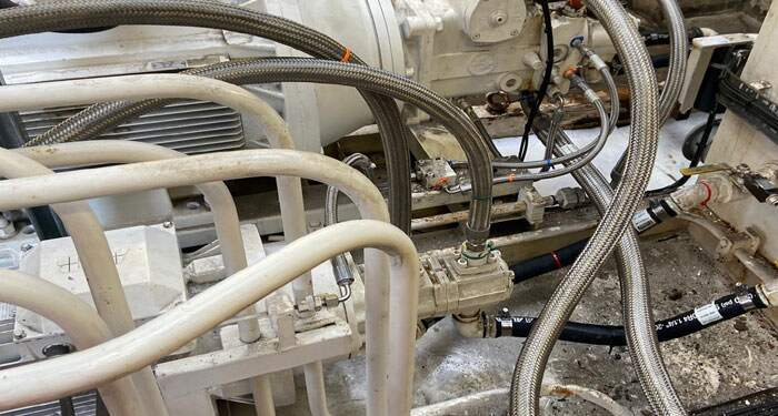 Hose and hydraulic repairs
