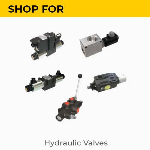 hydraulic valves