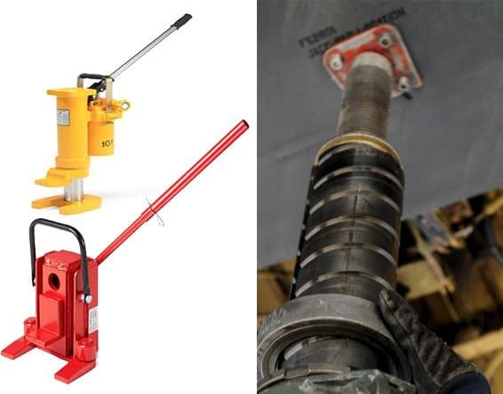 hydraulic jack repairs