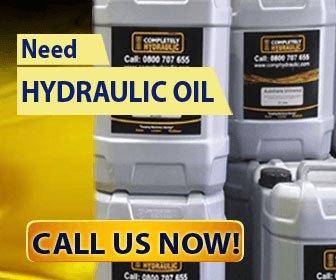 Need Hydraulic Oil-Call Us?