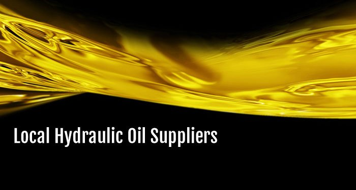 Local Hydraulic Oil Suppliers