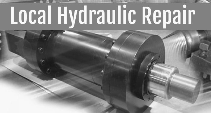 Local Hydraulic Ram Repair