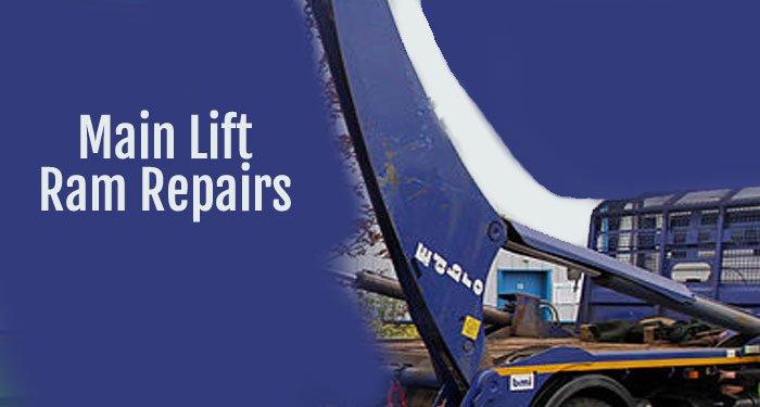 Main Lift Ram Repairs