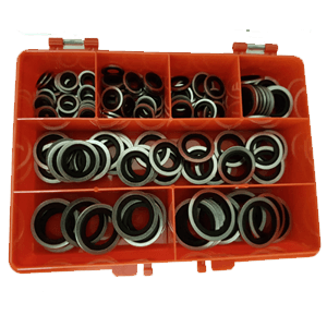 Dowty seal bonded washer