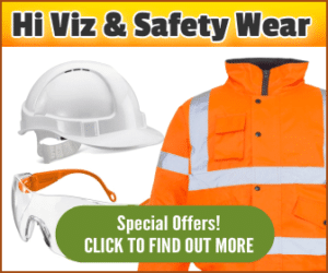 Hi visability and safety wear