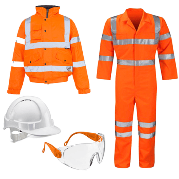 Mens Safety wear pack