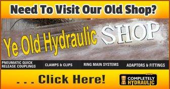 Old hydraulic shop