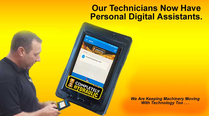 Personal Digital Assistants for Hydraulics