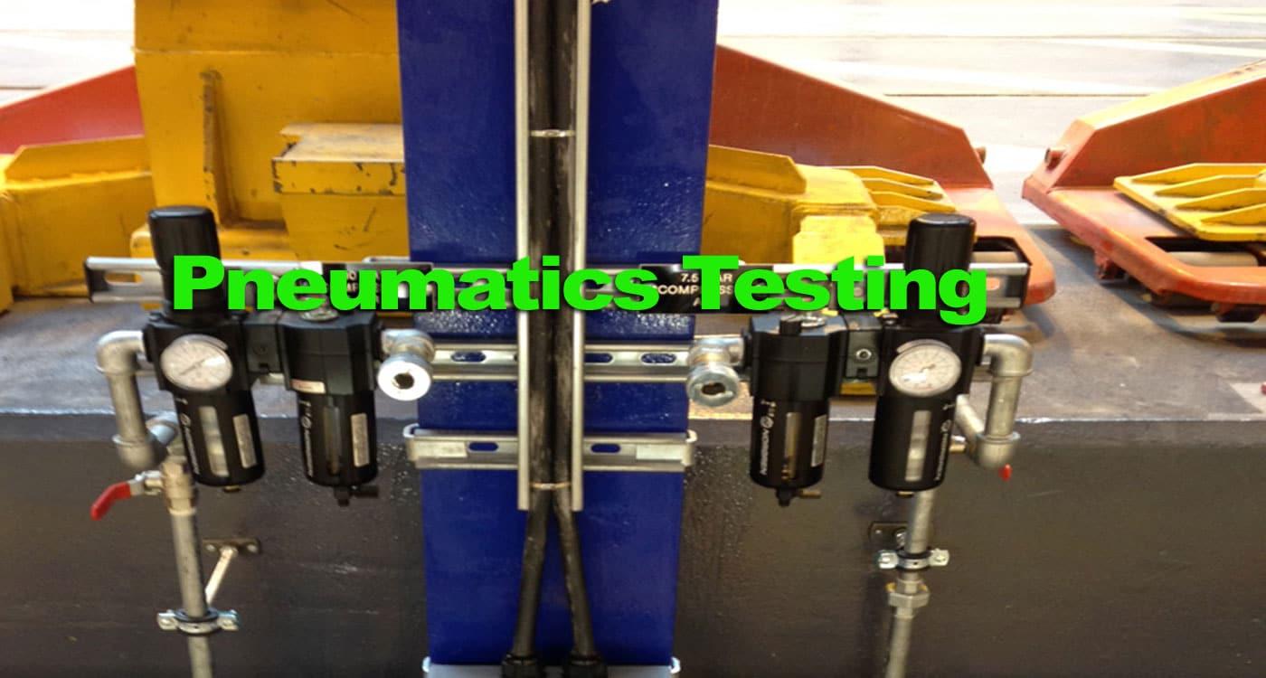 pneumatics-testing