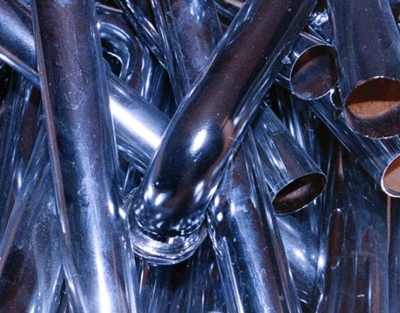 Hydraulic steel tubing