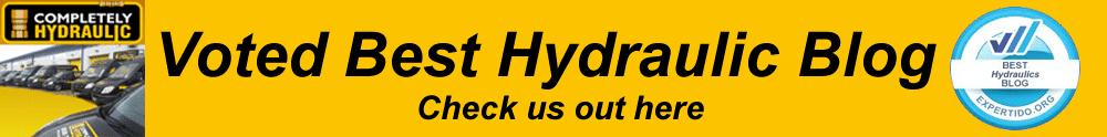 Voted best hydraulic blog