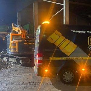 Local Hydraulic breakdown services