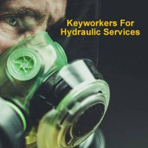hydraulic keyworkers during covid-19