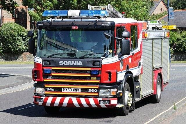 Hydraulics and Fire Engines