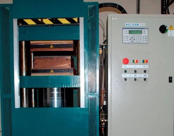 Hydraulic Press Service Repair