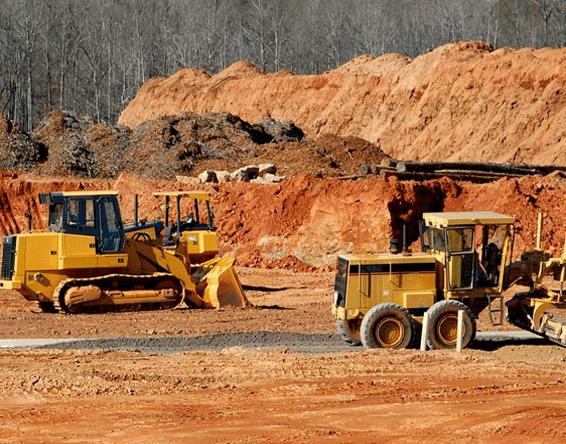 heavy plant equipment