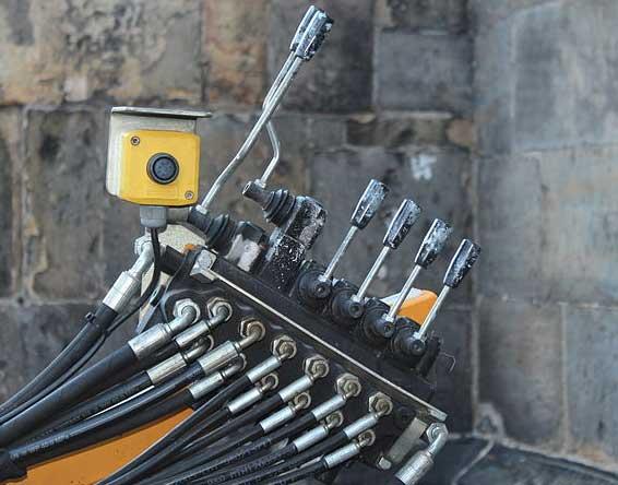 hydraulic valve system