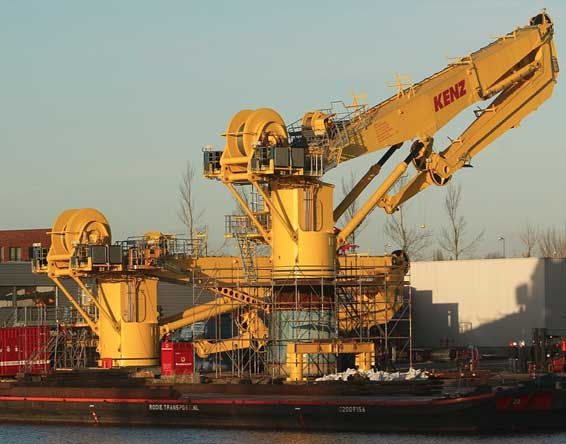 shipbuilding and hydraulics