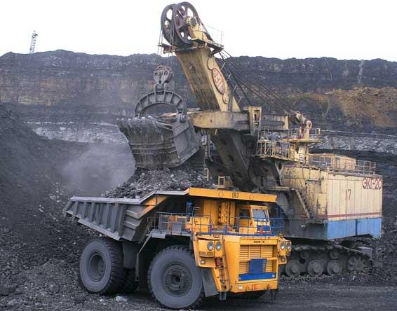 mining using hydraulics
