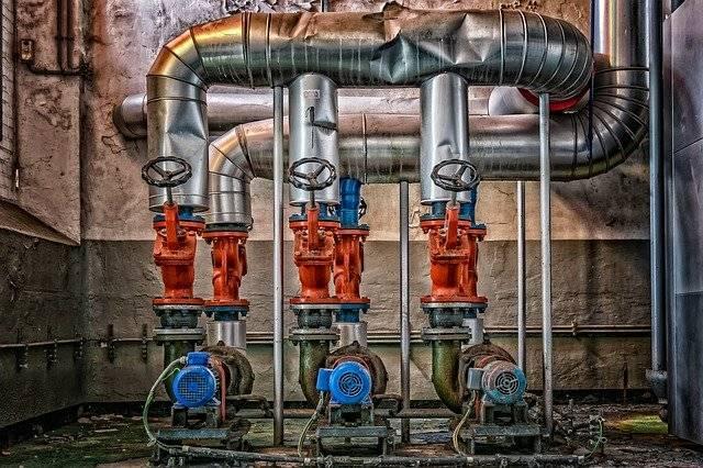 hydraulic pipe repair