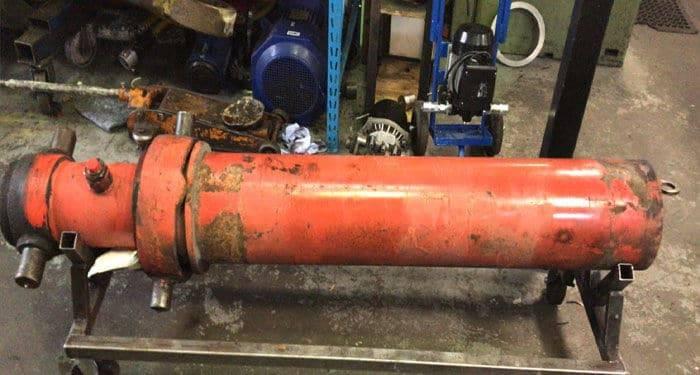 hydraulic ram repair 2
