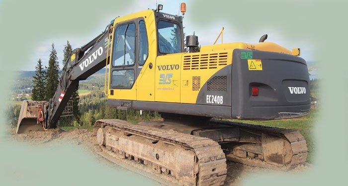 Hydraulic Excavator Repairs