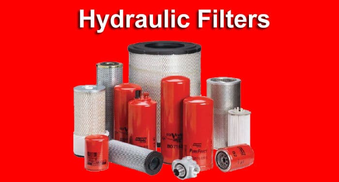 Hydraulic Filters In The UK