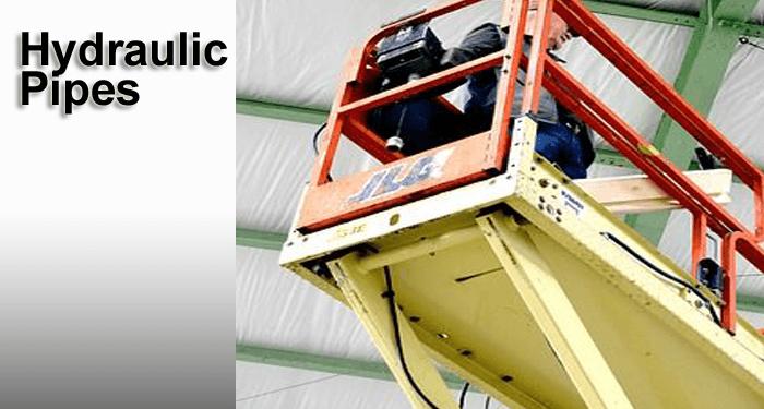 Hydraulic Pipe Repairs