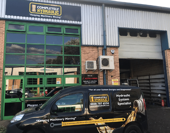 hydraulic repair centre