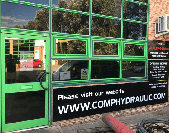 hydraulic repair centre essex