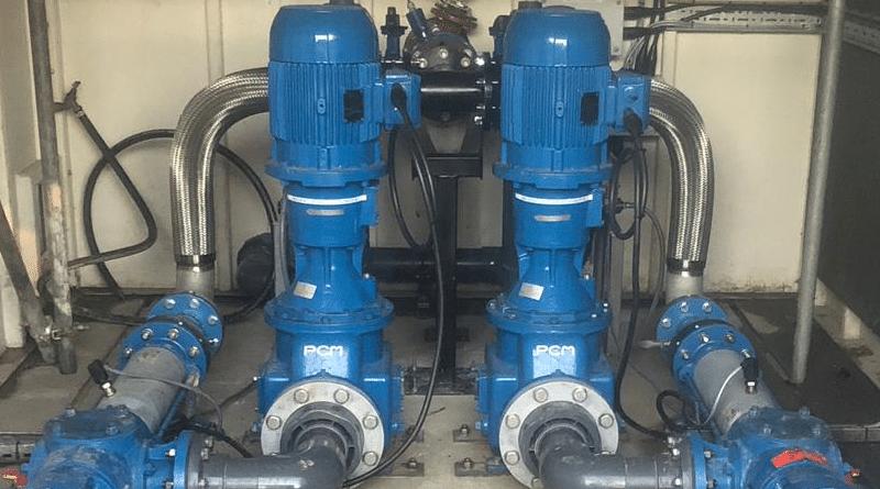 hydraulic sewage system