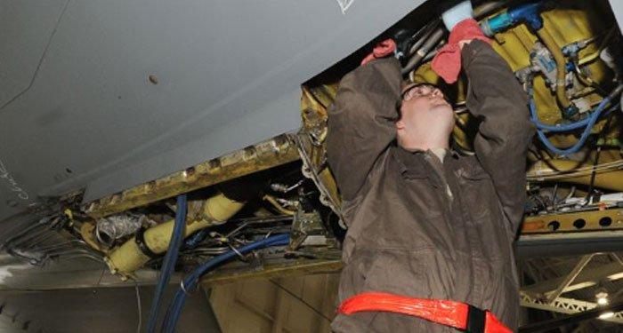 hydraulic tubing repair
