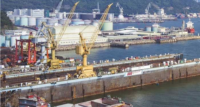 hydraulics and shipbuilding