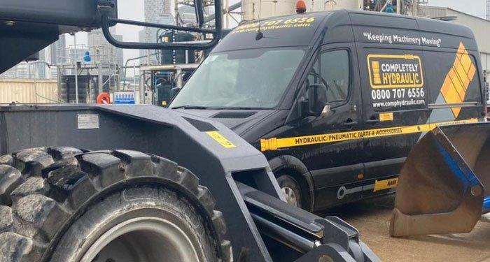 On-site Mobile Hose Repair Service